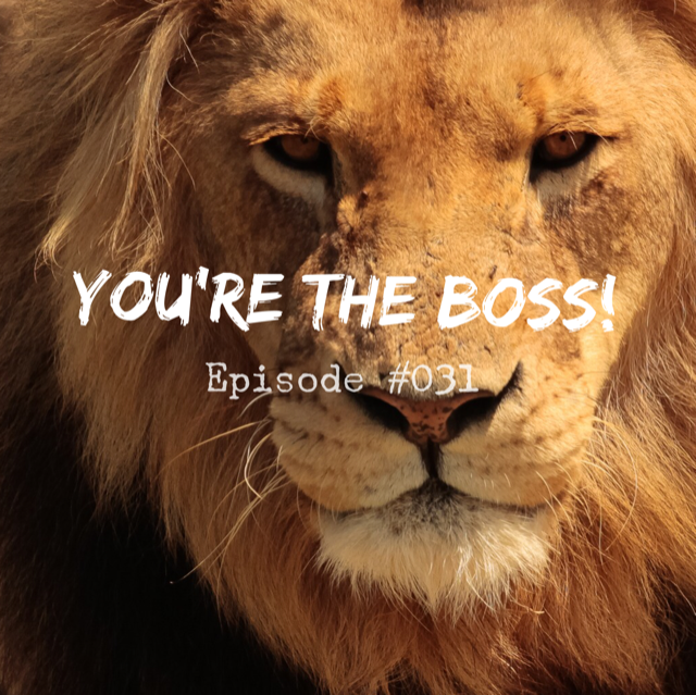 031 – You're the Boss!