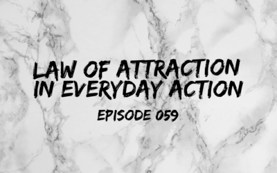 059 – Law of Attraction in Everyday Action